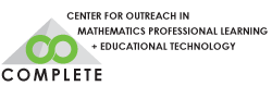 Center for Outreach in Mathematics Professional Learning and Educational Technology